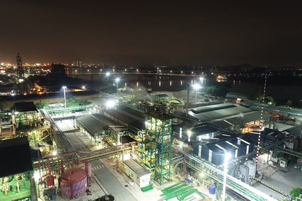 Local chemical manufacturers ready to help prevent COVID-19 hinh anh 1