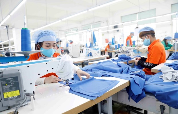 Hanoi targets raising ratio of trained workers to 80 percent by 2030 hinh anh 1
