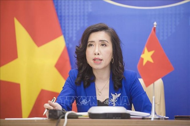 Vietnam requests Taiwan to stop illegal drills on Truong Sa's Ba Binh island hinh anh 1