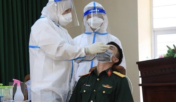 51 new COVID-19 infections raise national tally to 9,835 hinh anh 1