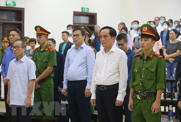 Appeal trial for BIDV-related violation case to open on June 28 hinh anh 1