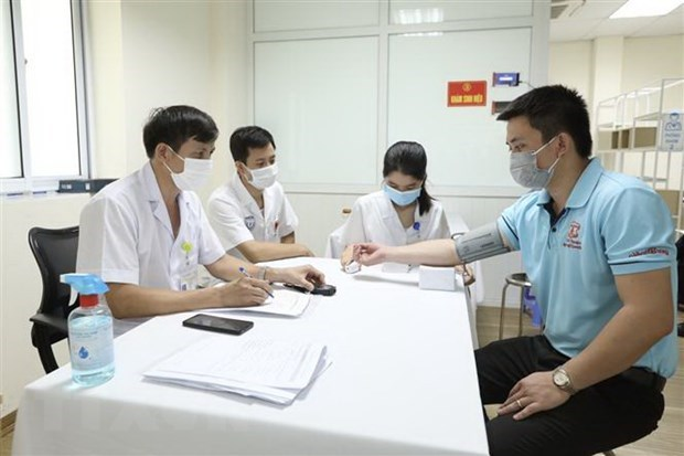 Over 240 volunteers get jabs in phase 3 of human trials of home-grown Nano Covax vaccine hinh anh 1