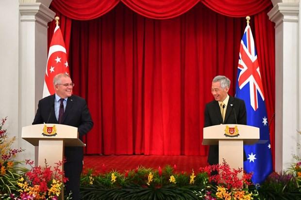 Singapore, Australia agree to work towards travel bubble hinh anh 1
