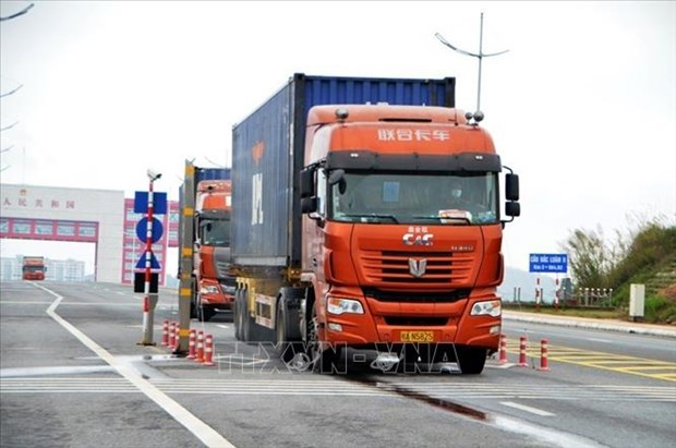 Vietnamese, Chinese localities seek to promote border trade hinh anh 1