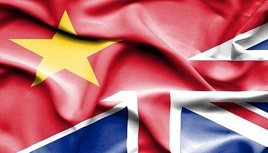 Greetings to UK on National Day hinh anh 1