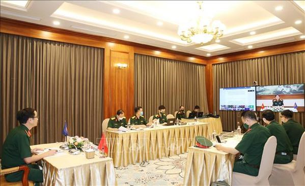 Vietnam attends virtual ADSOM+ Working Group conference hinh anh 1