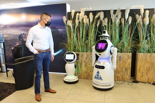 Belgium startup interested in Vietnam's automation industry hinh anh 1