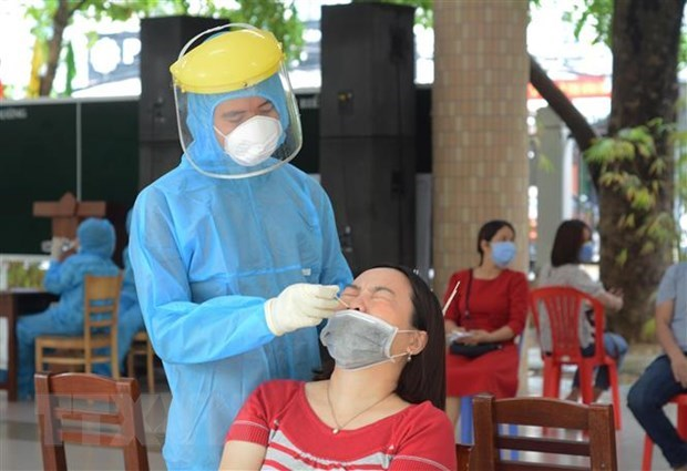 Additional 89 COVID-19 cases recorded in six hours hinh anh 1