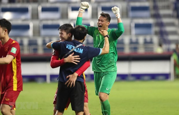 Asian media impressed with Vietnam's victory over Malaysia hinh anh 1