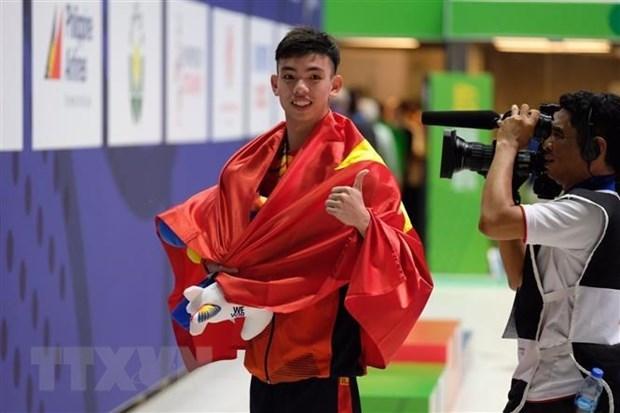 Vietnam secures 14 Tokyo Olympic berths so far hinh anh 1