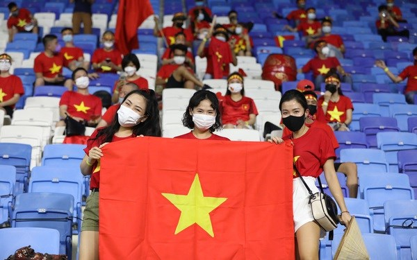 World Cup qualifiers: tickets for Vietnamese fans in Vietnam-UAE game on sale hinh anh 1