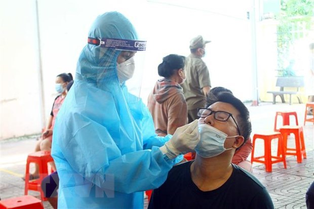 Vietnam records additional 75 domestically-transmitted cases hinh anh 1