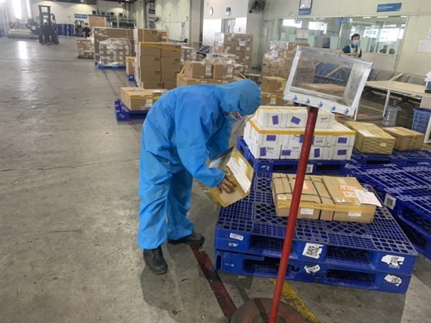 Struggling logistics firms in dire need of support to survive COVID-19 crisis hinh anh 1