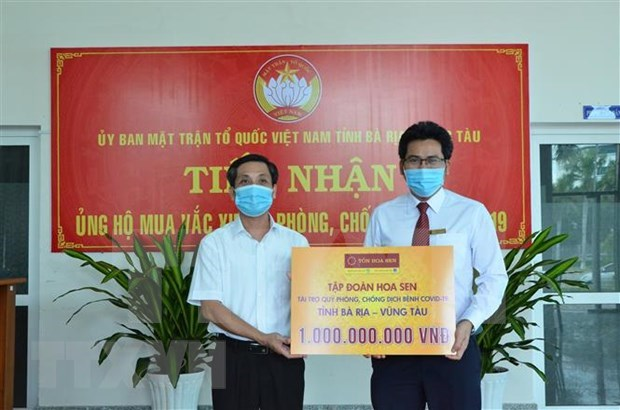COVID-19 vaccine fund receives over 211.3 million USD in cash donations so far hinh anh 1