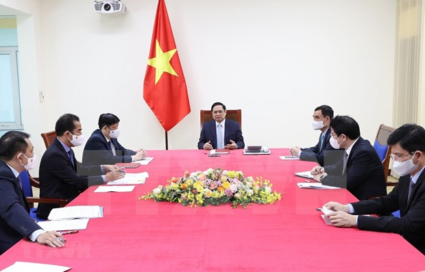 Vietnam hopes for stronger partnership with France hinh anh 1