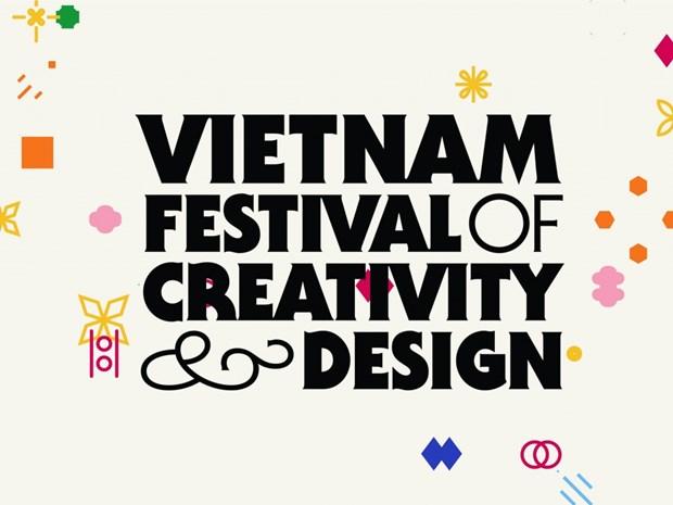 Vietnam Festival of Creativity & Design 2021 underway hinh anh 1