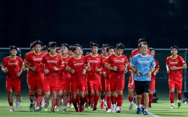 National football team to return home on June 17 after match against UAE hinh anh 1