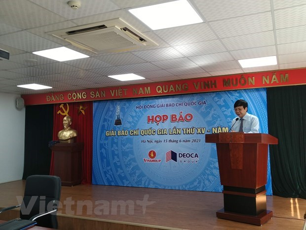 National Press Awards 2020: A special prize to be awarded hinh anh 1