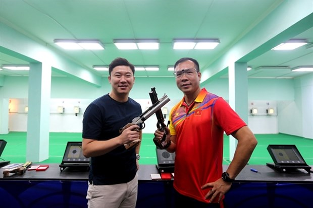 Vietnamese shooter invited to compete at Tokyo Olympics hinh anh 1