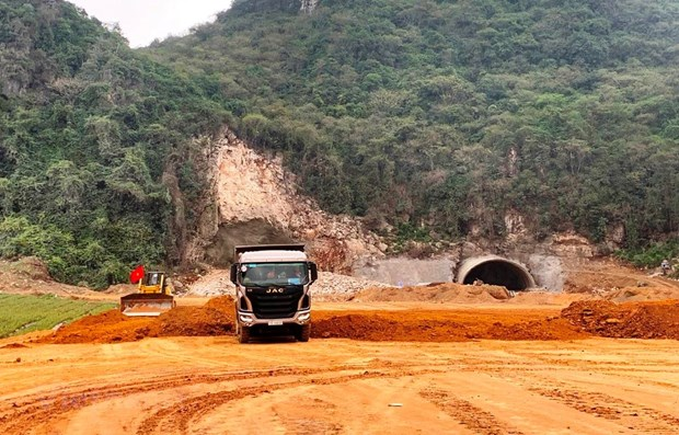 Transport Ministry speeds up public investment disbursement hinh anh 1