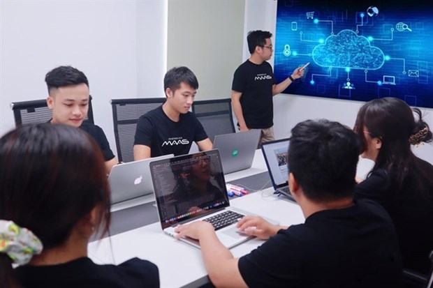 Phenikaa Group pours 1.5 million USD in local tech start-up hinh anh 1