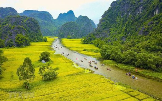 Photo contest for foreigners in Vietnam kicks off hinh anh 1