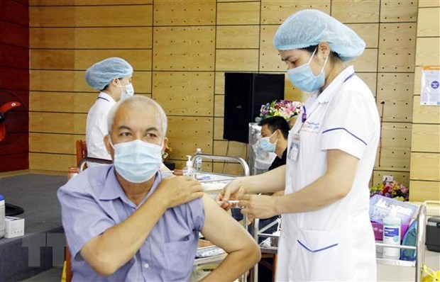 Vietnam to conduct largest-ever vaccination campaign hinh anh 1