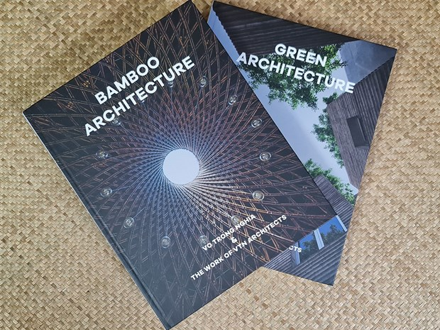Books on Vietnamese green architecture published in US hinh anh 1
