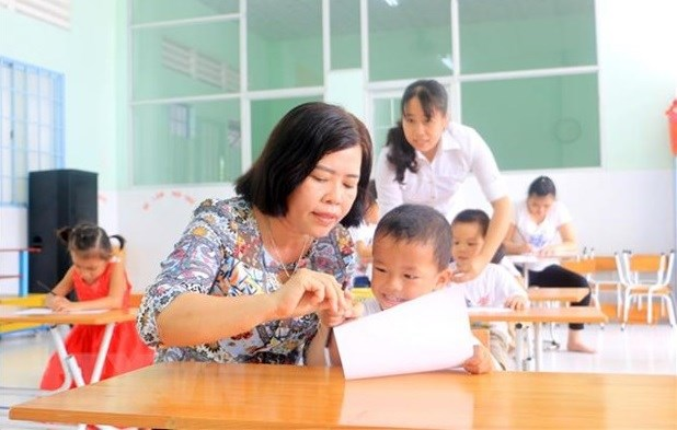 Da Nang strives to become child-friendly city by 2030 hinh anh 1