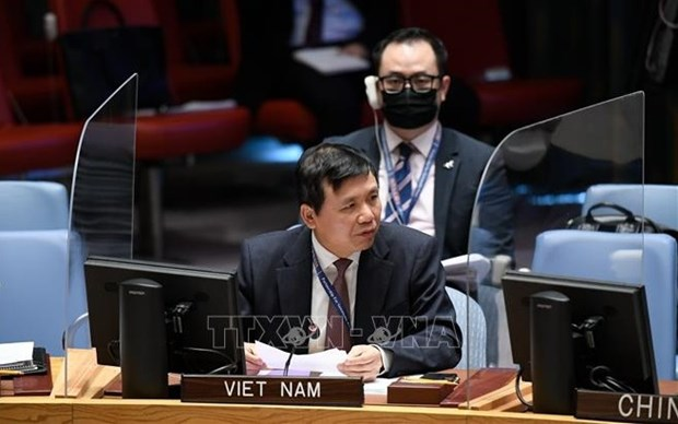Vietnam urges parties to accept UN-led peace proposal for Yemen hinh anh 1
