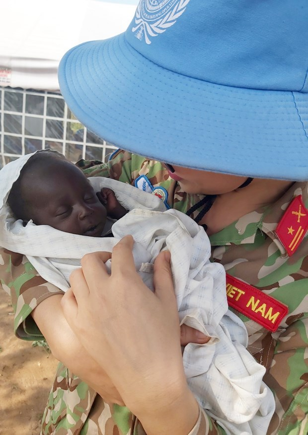 First emergency treatment for UN staff member marks new milestone in Vietnam–UN ties hinh anh 2