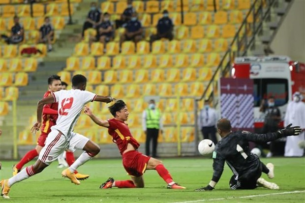 Draw for 2022 FIFA World Cup's third qualifiers slated for July 1 hinh anh 1