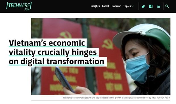 Vietnam's digital economy presents chances for investors, start-ups hinh anh 1