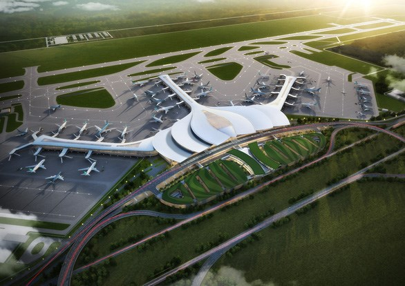 ACV asks to borrow US dollars for Long Thanh airport project hinh anh 1