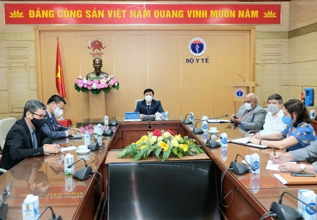Cuba willing to cooperate with Vietnam in COVID-19 vaccine supply hinh anh 2