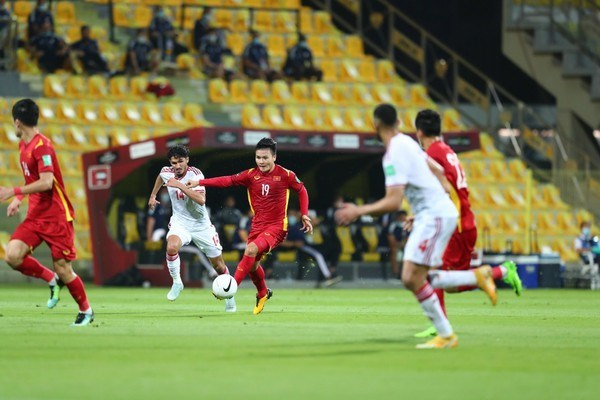 Vietnam advance to third round of World Cup qualifiers for first time hinh anh 1
