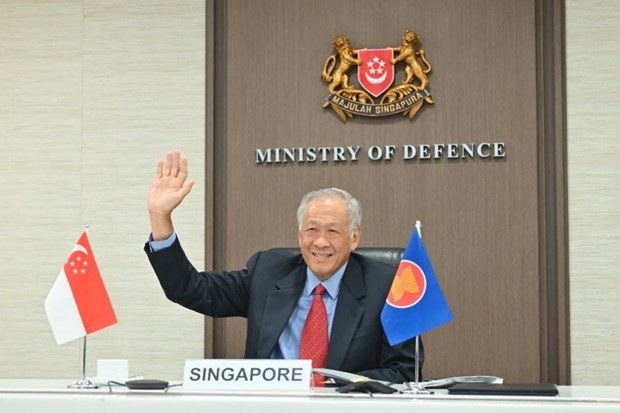 ASEAN to set up new cybersecurity centre in Singapore hinh anh 1
