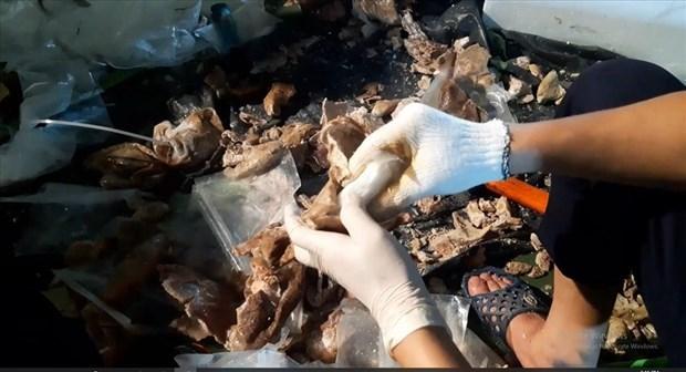 Vietnam busts drug ring involving Taiwanese hinh anh 1