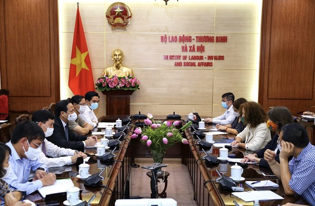Vietnam hopes to receive WB's continuous support in social welfare: Minister hinh anh 2