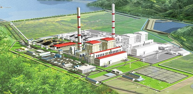 EPC contract signed for power plant in Quang Binh hinh anh 1