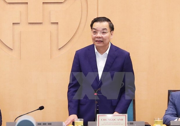 Hanoi calls for donations to COVID-19 vaccination programme hinh anh 1