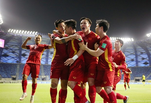 Vietnam qualify for 2023 Asian Cup finals hinh anh 1