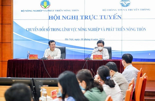 Firms stand ready for digital transformation in agriculture hinh anh 1