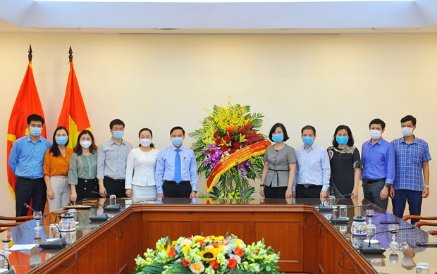 NA Vice Chairman congratulates VNA on Revolutionary Press Day hinh anh 1