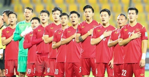 Vietnam placed in No. 6 seed group for draw of World Cup's third qualifiers hinh anh 1
