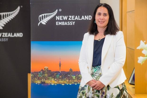 New Zealand Ambassador highlights relationship with Vietnam hinh anh 2