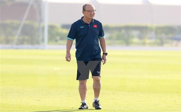 RoK football body praises Vietnam's achievements hinh anh 2