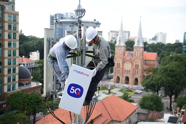 Many provinces and cities ask for 5G coverage hinh anh 1