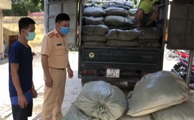 Illegal immigrants detected in Cao Bang, Long An provinces hinh anh 1
