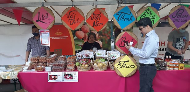 First outdoor Vietnamese cuisine festival held in Paris hinh anh 2